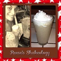 Reeses shakeology